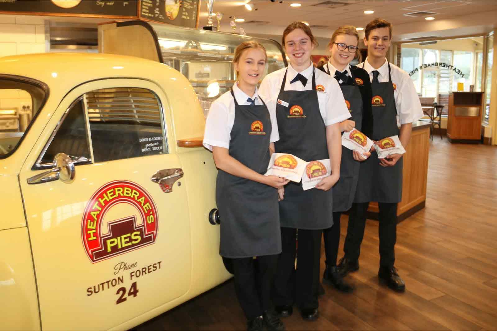 Aussie culture, Aussie passion and good old-fashioned Aussie Pies.