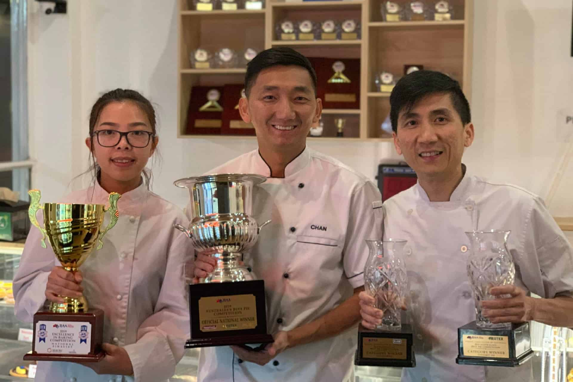Q&A with Ryan Khun of Country Cob Bakery, winner of Australia's Best Pie 2 years running