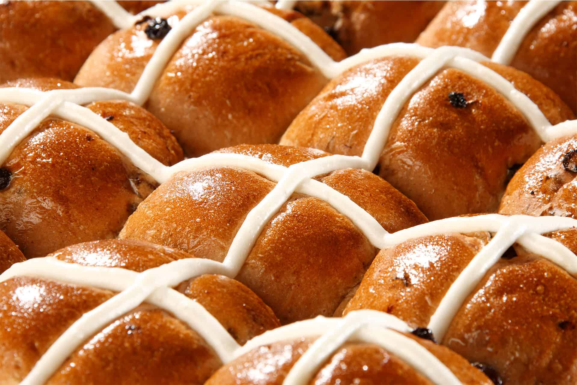 TASTE THE WORLD: Exploring the increasingly-international flavours of hot cross buns.